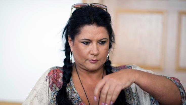 Iris Klein trauert um ihre geliebte Hündin Josy.