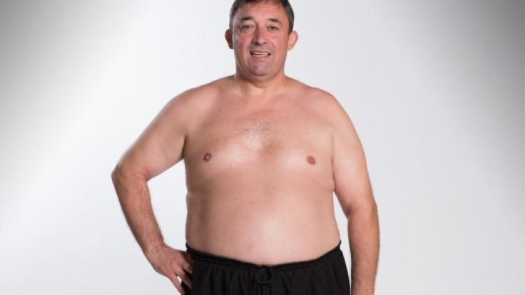 Kevin (50) hat sich nach dem Tod seiner Frau einfach gehen lassen. Die Quittung bekommt er jetzt: 146,2 Kilo stehen auf der Habenseite.