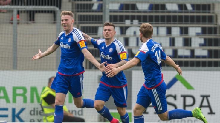 In der 3. Liga steht der 18. Spieltag an. (Foto)