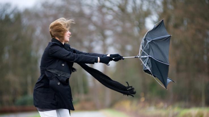 Es wird stürmisch in Deutschland. (Foto)