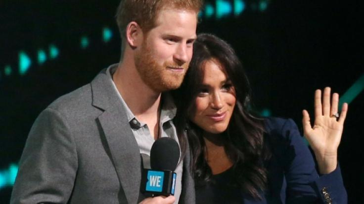 Prinz Harry und Meghan Markle: Machen Sie eine Schweden-Geburt?