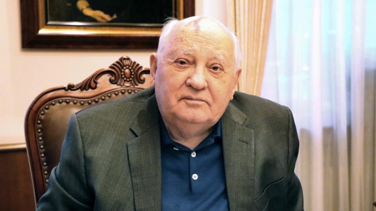 Michail Gorbatschow (Foto)