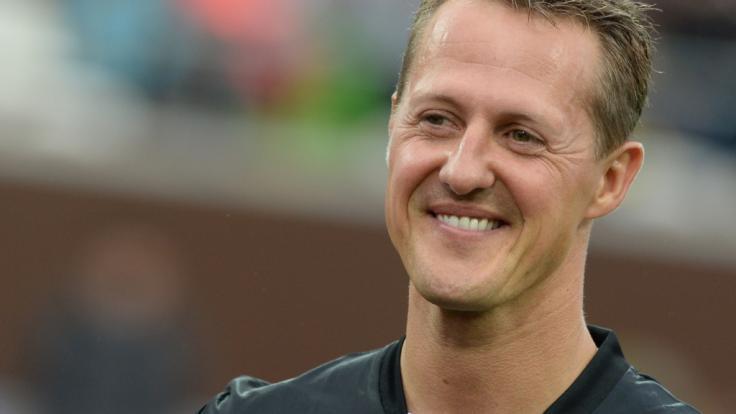 Am 15. September erscheint eine Doku über Michael Schumachers Leben. (Foto)