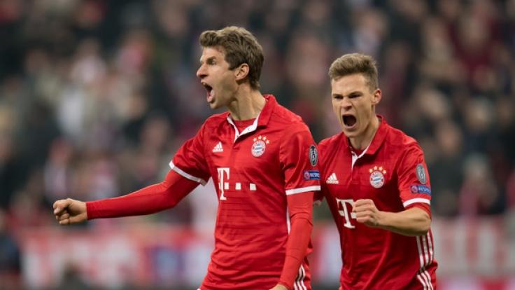 Tabellenführer München trifft am 21. Spieltag auf Hertha BSC. (Foto)