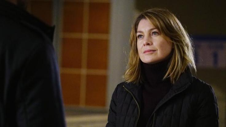 Meredith (Ellen Pompeo) muss eine Entscheidung treffen. (Foto)