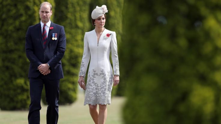 Auch Prinz William und Kate Middleton konnten nicht von einer Trennung verschont bleiben.
