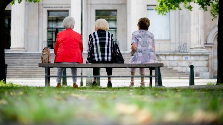 Die Altersarmut steigt dramatisch, warnt eine Studie. (Foto)