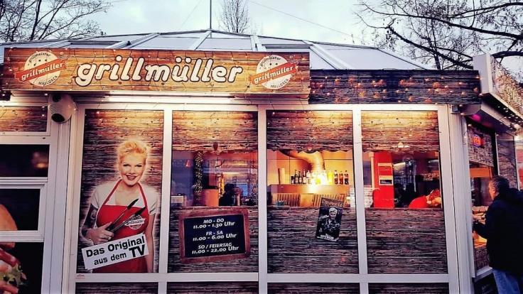 Ab sofort gibt's in Leipzig Bratwürste vom Grillmüller. (Foto)