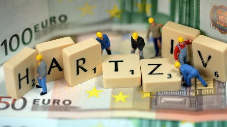 Seit über 10 Jahren gibt es Hartz IV in Deutschland.
