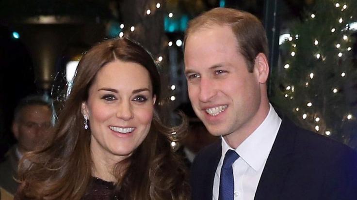 Kate und William gelten für viele als das royale Traumpaar. (Foto)