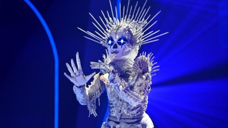 """Das Skelett hat die dritte Staffel von """"The Masked Singer gewonnen. (Foto)"""