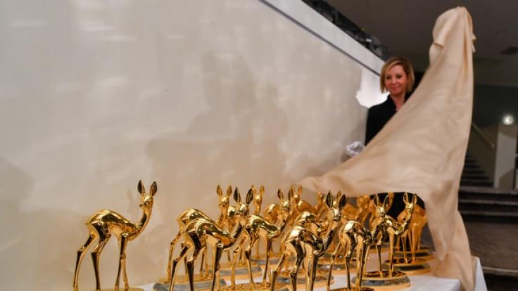 Am 16. November 2017 werden zum inzwischen 49. Mal die Bambis verliehen.