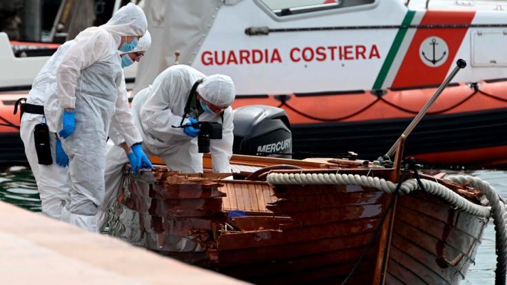 Zwei Deutsche sollen auf dem Gardasee ein Boot gerammt und zwei Menschen getötet haben. (Foto)