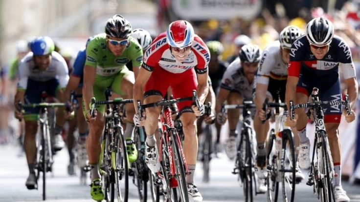 Bei der 101. Tour de France geht es in die letzte Woche. Nach insgesamt 3663,5 Kilometern steht der Sieger fest. (Foto)