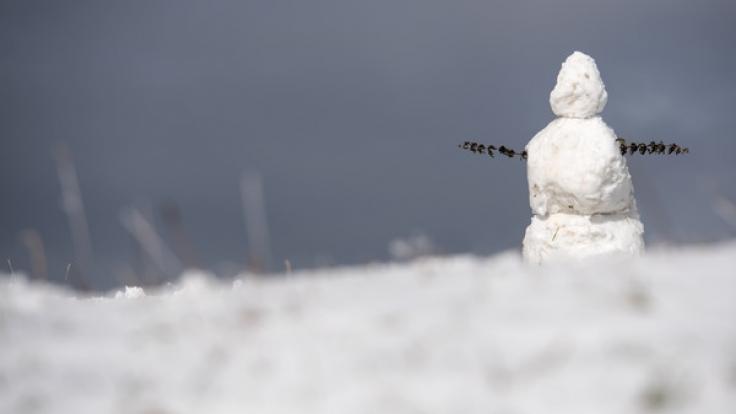 Der Winter ist da! (Foto)