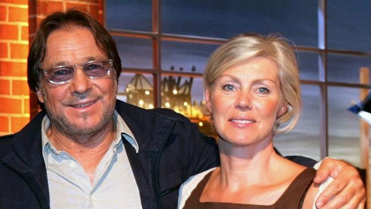 Götz Georges Ehefrau Marika überbrachte Freunden und Bekannten die Nachricht von seinem Tod. (Foto)
