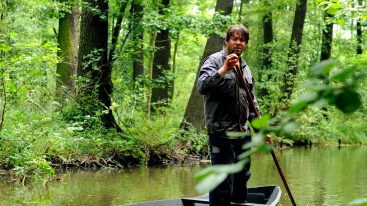 """Gottfried (Roeland Wiesenkker) ist der Mörder und die tragische Figur im """"Spreewaldkrimi - Mörderische Hitze"""". (Foto)"""
