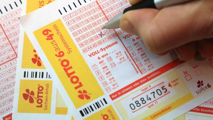 Euro Lotterie Gewinnzahlen