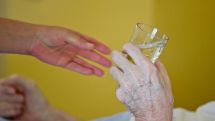 Ältere Menschen und Patienten mit Vorerkrankungen sind durch das Coronavirus besonders gefährdet.