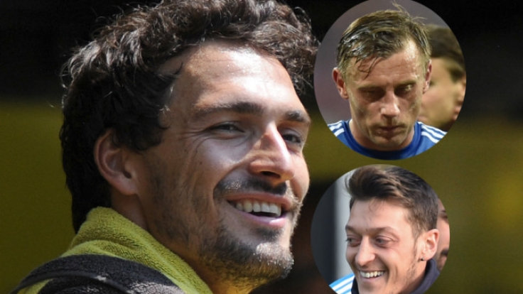 Mats Hummels, Ivica Olic und Mesut Özil: Diese Fußballer haben einen Doppelgänger.