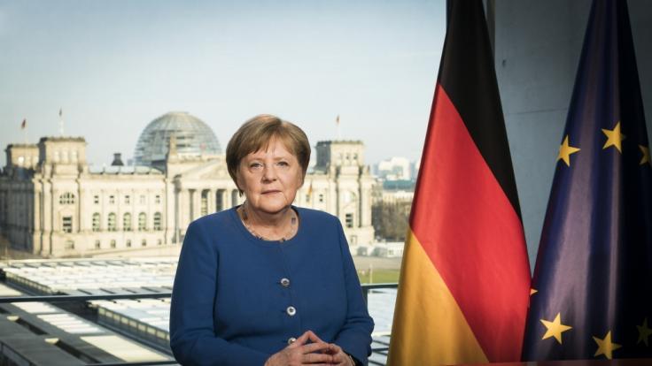 Twitter-Nutzer sind von Angela Merkels Rede enttäuscht.