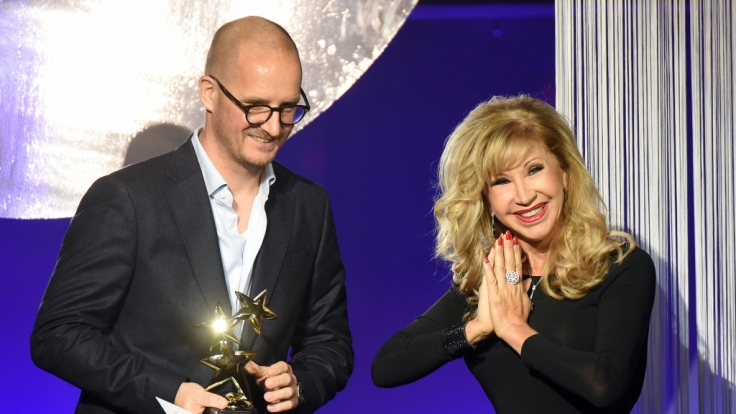 Carmen Geiss: Folgenschwerer Fashion-Fauxpas beim InTouch-Award.