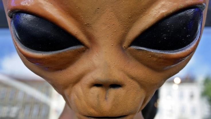 Immer wieder erscheinen im Internet Videos angeblicher Ufo-Sichtungen, die Beweise für die Existenz von Aliens erbringen sollen (Symbolbild).