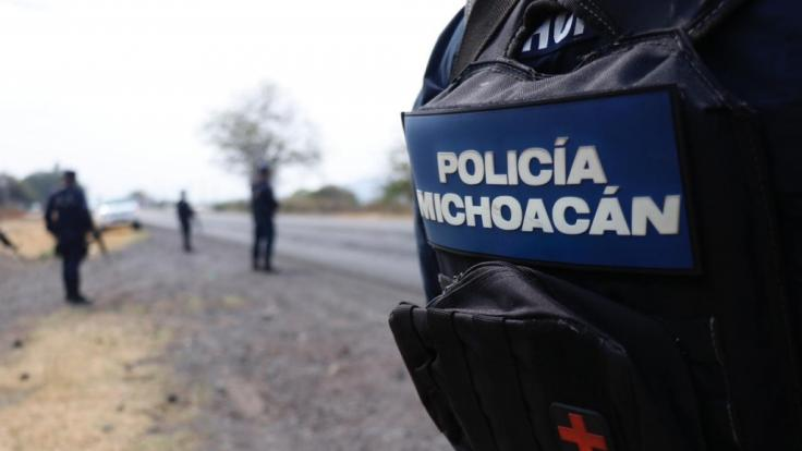 Die Auseinandersetzungen zwischen rivalisierenden Drogenbanden in Mexiko halten die örtliche Polizei in Schach. (Foto)