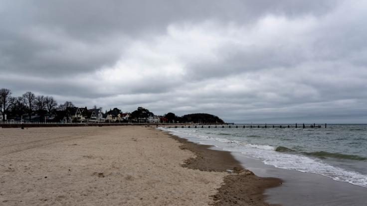 In der Ostsee vor Travemünde ist ein Mädchen ertrunken. (Foto)