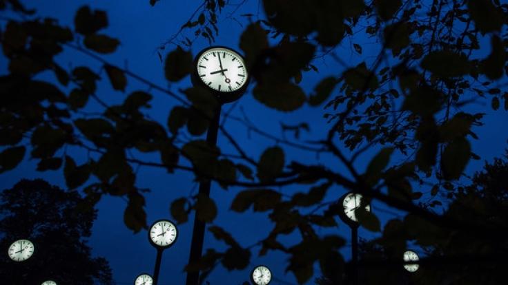 In der Nacht auf Sonntag, den 29.10.2017, endet die Sommerzeit.