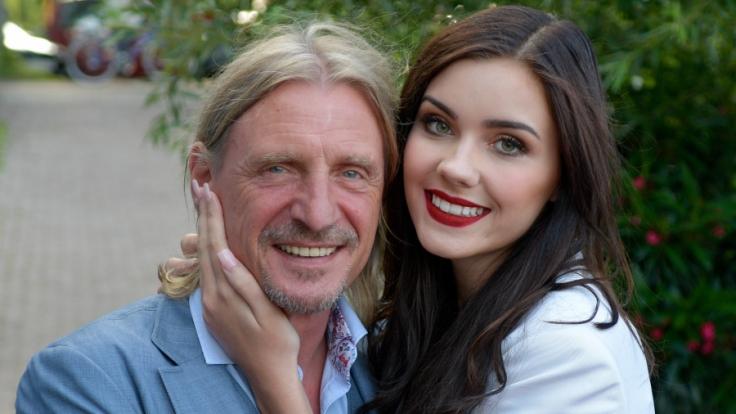 Der Medienunternehmer Frank Otto und seine Freundin Nathalie Volk. (Foto)