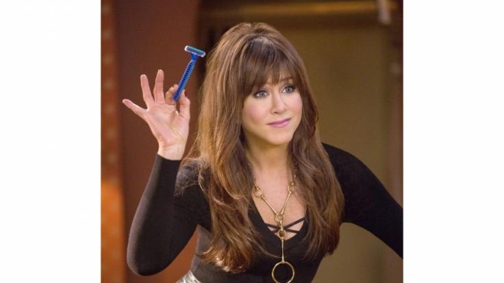 Jennifer Aniston als Dr. Julia Harris in Kill the Boss 2. (Foto)