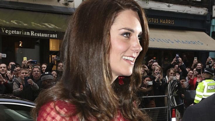 Herzogin Kate macht - anders als die restlichen Mitglieder der britischen Königsfamilie - einen großen Bogen um Pferde.