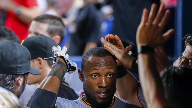 US-Baseball-Star Starling Marte trauert um seine plötzlich verstorbene Ehefrau. (Foto)
