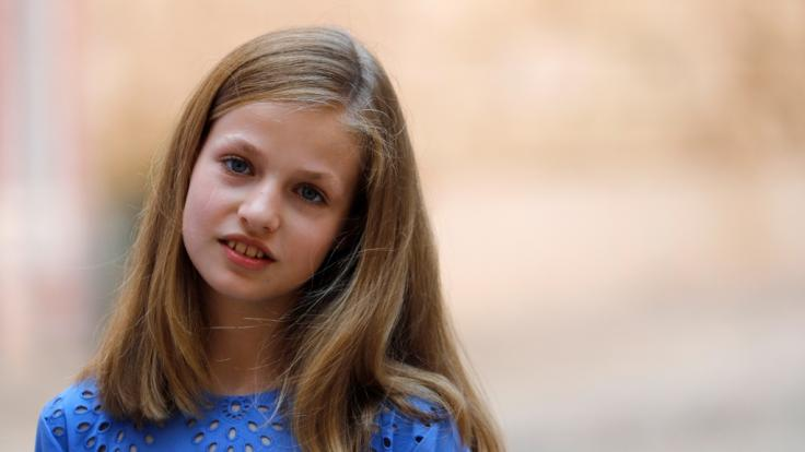 Leonor, Kronprinzessin von Spanien