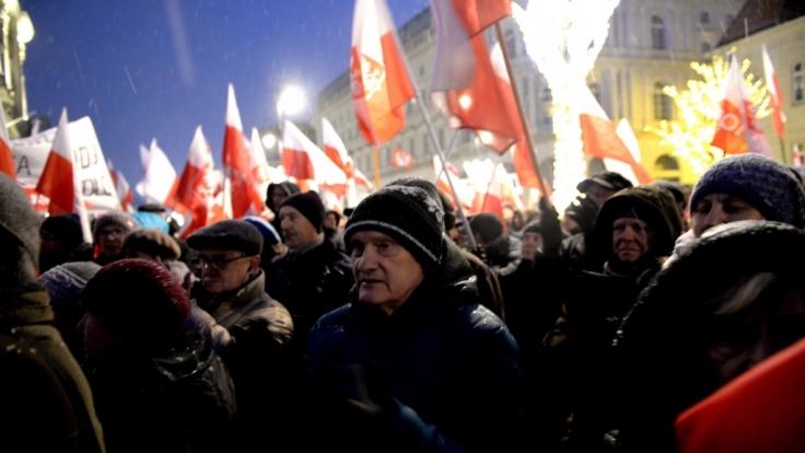 Demonstration des