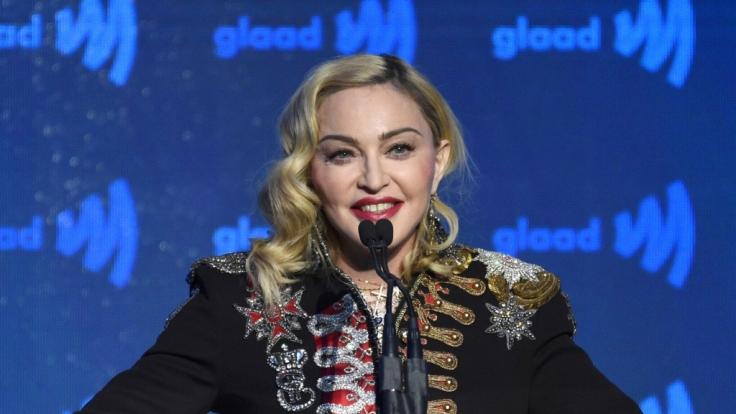 Madonna hat sich in den vergangenen Jahren sichtlich verändert. (Foto)