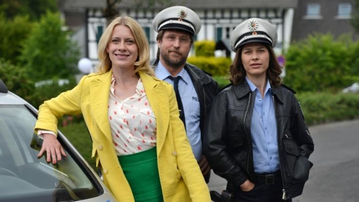 In Hammelforst steht Sophie Haas mit der Tatwaffe in der Hand vor der Leiche - Ist sie die Mörderin? (Foto)