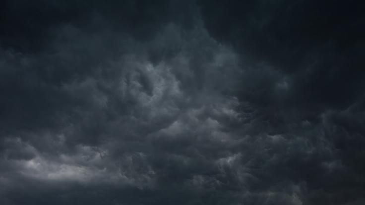Deutschland drohen stürmische Zeiten. (Foto)