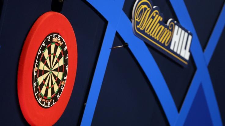 Die Darts-WM 2018 wird vom 13. Dezember 2018 bis 1. Januar 2019 im Londoner Alexandra Palace, kurz Ally Pally, ausgetragen. (Foto)