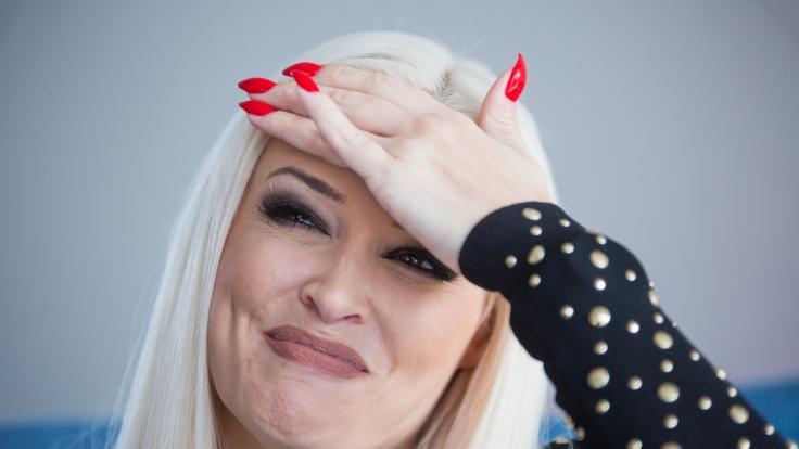 Daniela Katzenberger überrascht mit Oben-ohne-Foto. (Foto)