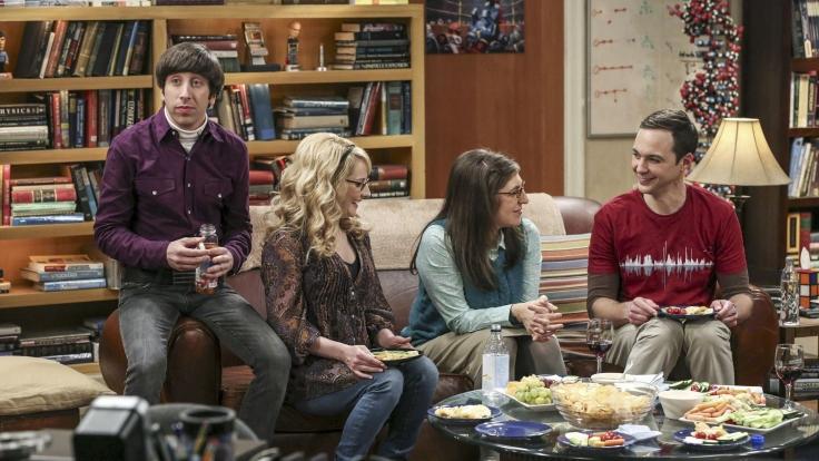 The Big Bang Theory bei ProSieben (Foto)