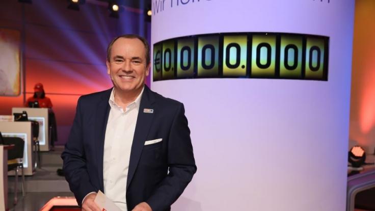 Wolfram Kons moderiert auch in diesem Jahr den großen RTL-Spendenmarathon 2017. (Foto)