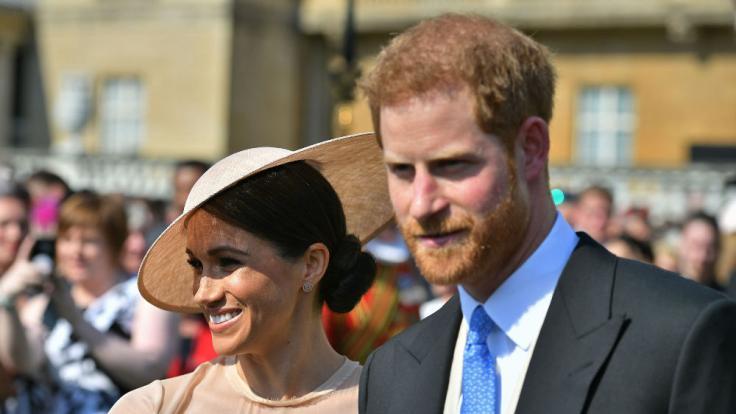 Meghan Markle und Prinz Harry haben am 19. Mai geheiratet. Gibt es bald ein royales Baby? (Foto)