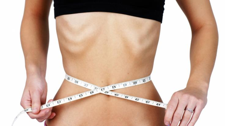Lydia Davies nahm pro Tag nur 13 Kalorien zu sich.