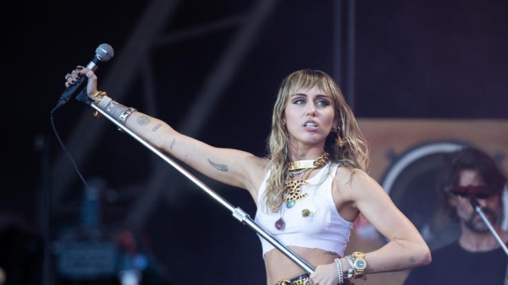 Miley Cyrus ist bekannt für ihre provokanten Auftritte. (Foto)