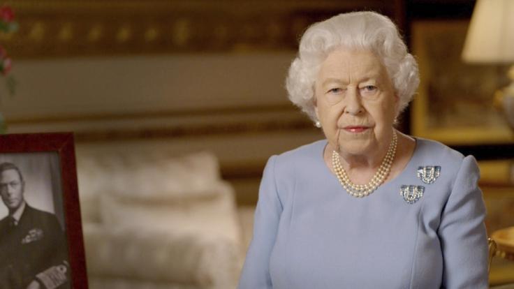 Queen Elizabeth II. hat sich wegen der Coronavirus-Pandemie aus der Öffentlichkeit zurückgezogen. (Foto)