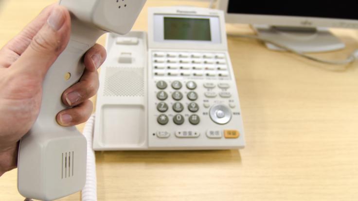 Vorsicht vor Trickbetrügern am Telefon. (Foto)
