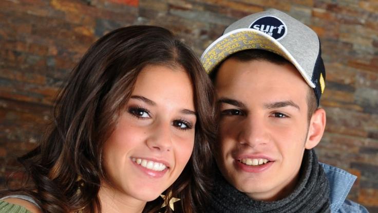 An Ostern zeigten sich Sarah und Pietro wieder als Paar. (Foto)
