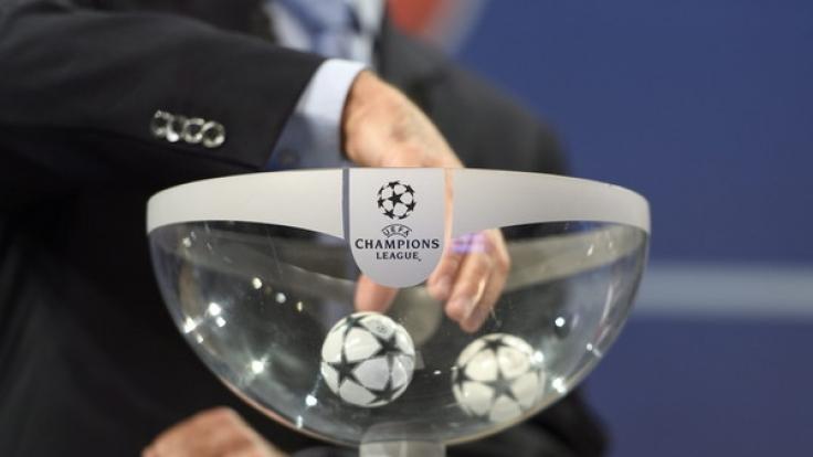 Die Champions-League-Auslosung 2017/2018 hält für die deutschen Top-Teams Hammer-Lose bereit.